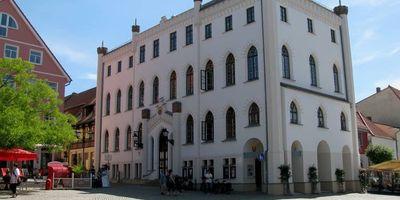 Stadtverwaltung Stadt Waren (Müritz), Verwaltungszentrum Stadtmuseum in Waren (Müritz)
