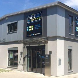 YESSS Elektro Fachgroßhandlung GmbH in Hochdorf Stadt Freiburg im Breisgau