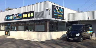 YESSS Elektro Fachgroßhandlung GmbH in Siegburg