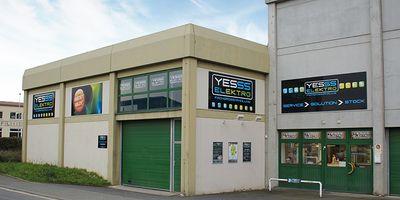 YESSS Elektro Fachgroßhandlung GmbH in Kitzingen