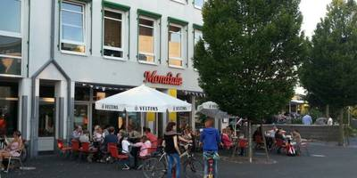 Mondiale Pizza Service , Duman Serkan in Bielefeld Sennestadt