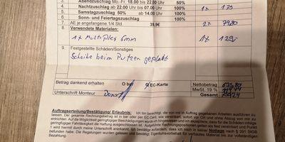 Shah Aram Sanitärnotdienst in Gronau in Westfalen