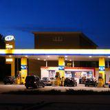 JET-Tankstelle in Kiel