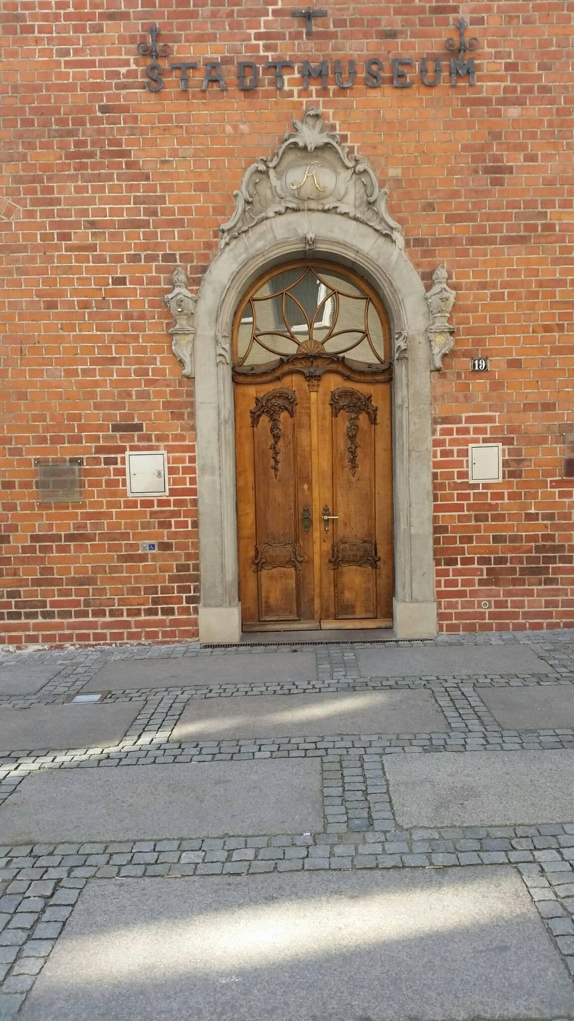 Stadtmuseum Warleberger Hof in Dänische Str. 19 24103 Kiel-Altstadt