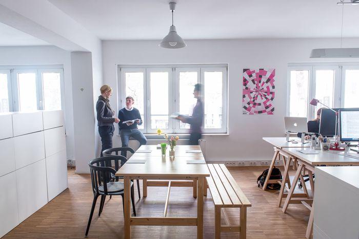Bilder und fotos zu designb ro frankfurt in frankfurt am for Grafikdesign studium frankfurt