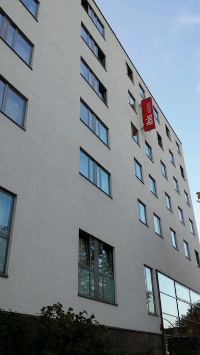 Ibis Hotel Berlin Raucherzimmer