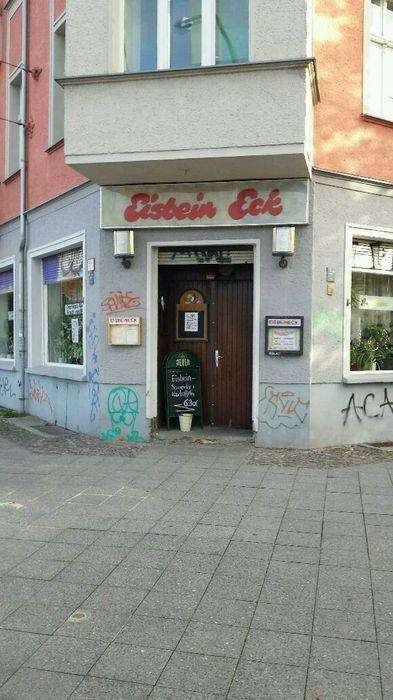 eisbeineck 2 fotos berlin friedrichshain dolzigerstr golocal. Black Bedroom Furniture Sets. Home Design Ideas