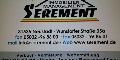 Immobilien Management Serement Biar Serement, Diplom-Immobilienfachwirt in Neustadt am Rübenberge