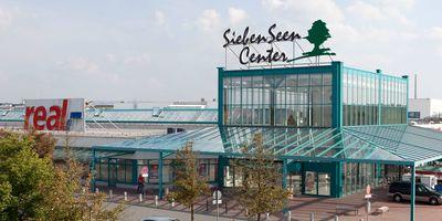 Sieben Seen Center in Schwerin in Mecklenburg