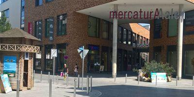Einkaufszentrum Mercatura in Aalen