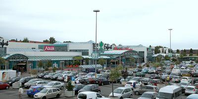 T.E.C. - Thüringer Einkaufscenter in Erfurt