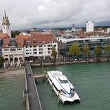 Moleturm in Friedrichshafen