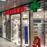 Apotheke im Hauptbahnhof, Inh. Margarethe Wrede und Dr. Manfred Kersting in Düsseldorf