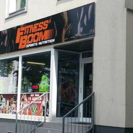 Fitness-Boom - Shop für Sporternährung in Düsseldorf