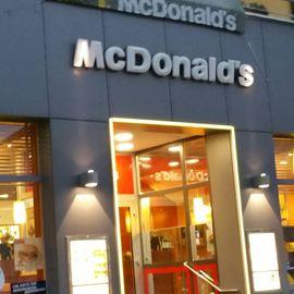 McDonald's Restaurant in Passau