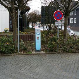 RWE Elektrotankstelle in Bad Berleburg