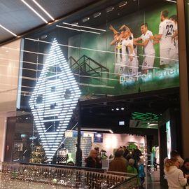 Borussia Mönchengladbach Fan Shop im Minto in Mönchengladbach