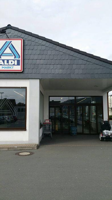 Aldi Nord - 1 Bewertung - Bad Berleburg - Poststrasse | golocal