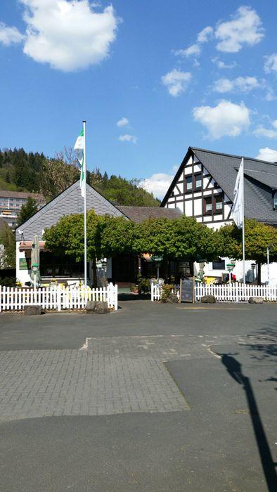 Bilder Und Fotos Zu Restaurant Zum Hirsch In Bad Laasphe Königstr