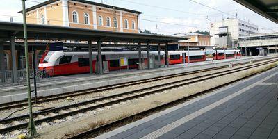 Bahnhof Passau Hbf in Passau