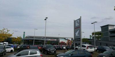 Honda Center GmbH in Düsseldorf