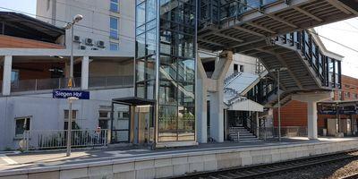 Bahnhof Siegen in Siegen