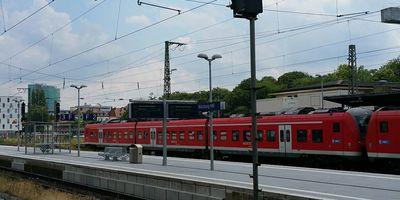 Würzburg Hauptbahnhof in Würzburg