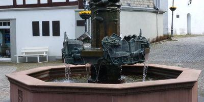 Altstadtbrunnen in Bad Laasphe