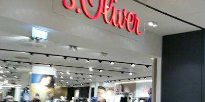 S. Oliver Selection Store Stadtgalerie Passau in Passau