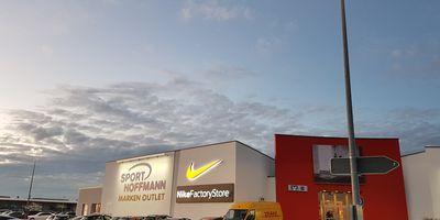 Nike Factory Store in Herzogenaurach