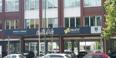 McFIT Fitnessstudio in Düsseldorf