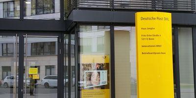 Deutsche Post DHL Betriebsärzte in Bonn