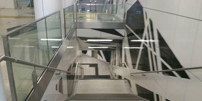 U-Bahnhof Pempelforter Straße in Düsseldorf
