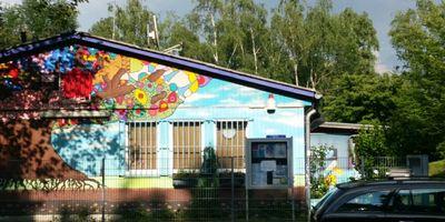 Städtische Jugendfreizeiteinrichtung Blue Rock in Düsseldorf