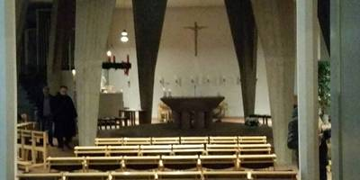 Kirche St. Maria Königin in Düsseldorf