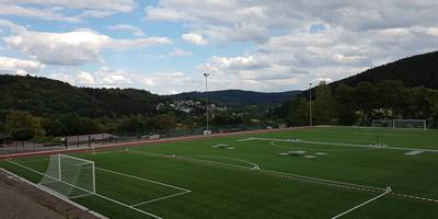 Sportplatz Dotzlar in Dotzlar Stadt Bad Berleburg