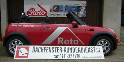 Dachfenster-Kundendienst.de ROTO / Velux Dachfenster Service GF: T. Schaber in Stuttgart
