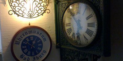 Uhrenmuseum Taschenmacher in Bad Iburg