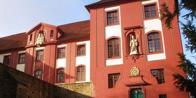 Schloss Bad Iburg in Bad Iburg