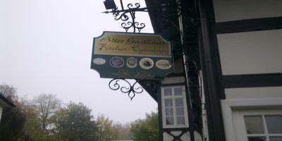 Altes Gasthaus Fischer-Eymann in Bad Iburg
