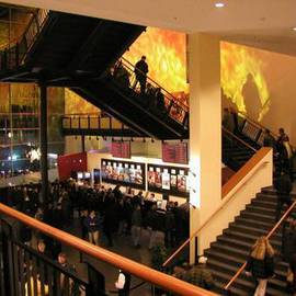 Münstersche-Filmtheater CINEPLEX in Münster