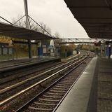 U Bahnhof Garching-Hochbrück in Garching bei München