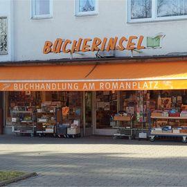 Bücherinsel in München