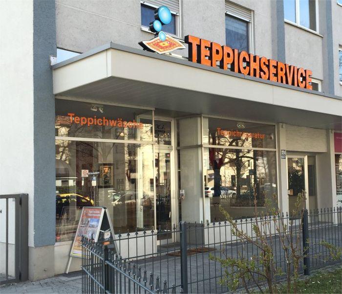 Bilder und Fotos zu KI TeppichService in München