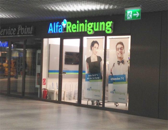 ALFA Reinigung am Stachus in München ⇒ in Das Örtliche