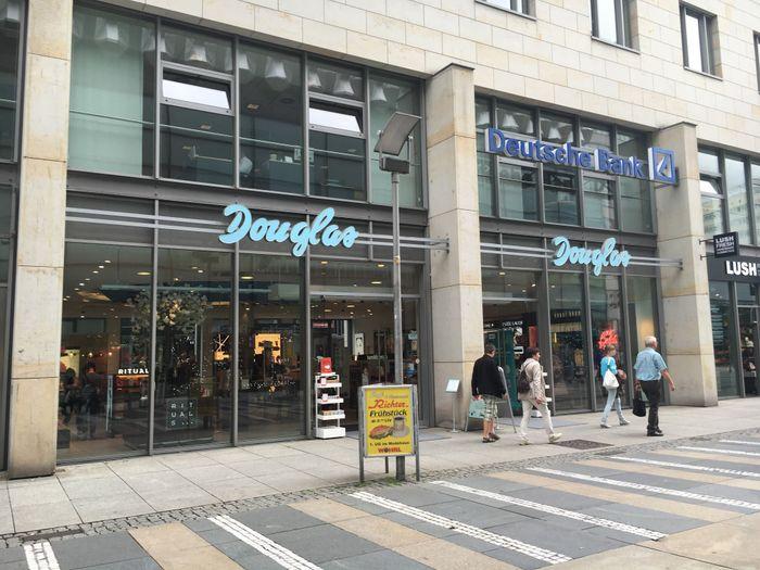 Douglas Parfümerie 3 Bewertungen Dresden Seevorstadt Ost