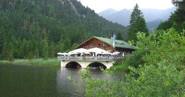Berggasthof Pflegersee in Garmisch-Partenkirchen