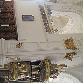 Stadtpfarrkirche Mariae Himmelfahrt in Weilheim in Oberbayern