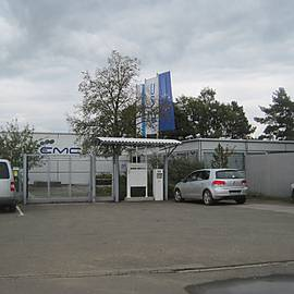 Bild zu Erdfunkstelle - EMC Satcom Technologies GmbH in Raisting