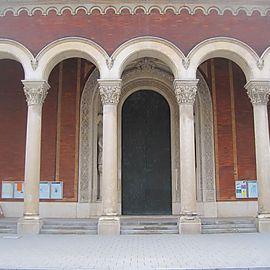 Bild zu Benediktinerabtei St. Bonifaz in München